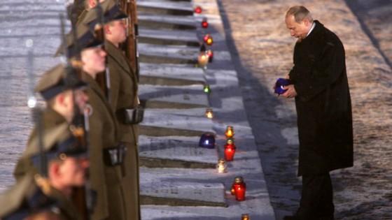 Putin non andrà alle celebrazioni di Auschwitz: è la prima volta