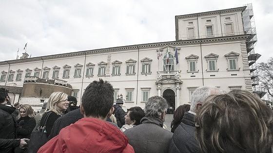 """Quirinale, parte la corsa. Renzi: """"Non accetto veti. Entro fine mese il nuovo presidente"""""""
