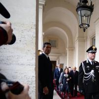 Quirinale, Giorgio Napolitano torna a casa