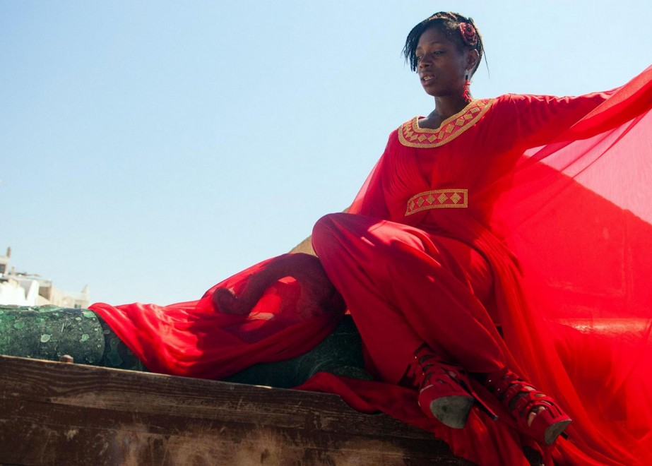 Maimouna, la sorella di Coulibaly star della danza