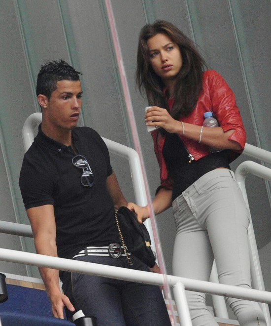 Cristiano Ronaldo-Irina Shayk: storia finita?