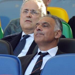 """Roma, Pallotta ancora contro Lotito: """"Pensa solo al potere"""". Totti in dubbio per Palermo"""