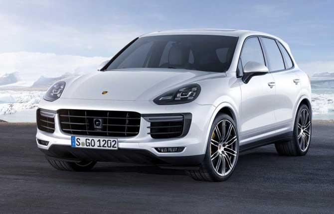 Porsche, che dedica agli ameircani: al salone di Detroit è show