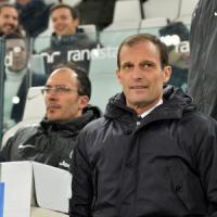 Juventus, Allegri: ''Grande prova e non c'erano seconde linee''