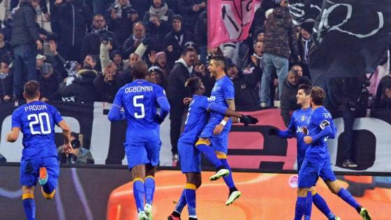 Juventus-Verona 6-1: scaligeri travolti, bianconeri ai quarti