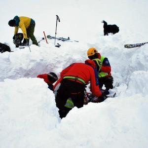 Valanga in Valle Aurina, due morti e due feriti