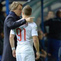 """Inter, Mancini non cerca alibi: """"Fatto poco per vincere"""""""