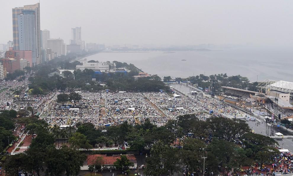 Da Kerbala a Manila, i più grandi raduni della Storia