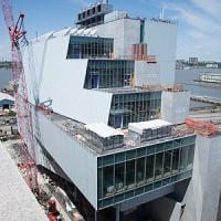 NY. Il Whitney di Renzo Piano cresce. E scopre il digitale