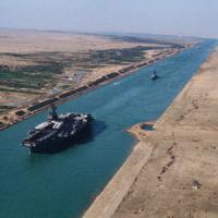 """Iucn: """"Il raddoppio del Canale di Suez mette in pericolo il Mediterraneo"""""""