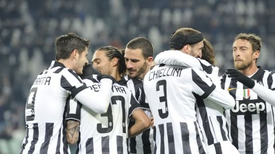 Juventus-Verona 4-0: i bianconeri allungano a +5 sulla Roma