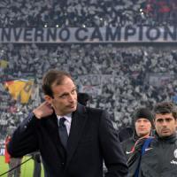 """Juventus, Allegri: """"Contento della squadra ma campionato ancora lungo"""""""
