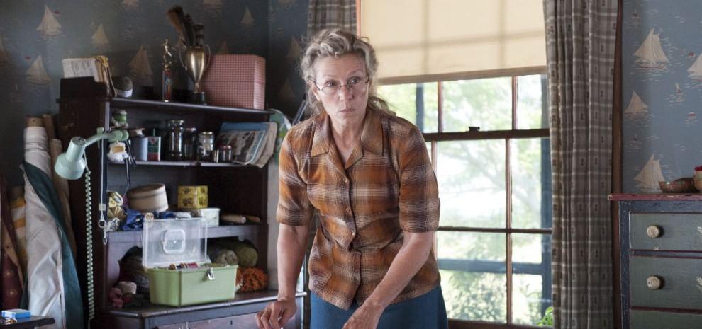 """Frances McDormand è Olive Kitteridge: """"Tutta la vita ho aspettato un personaggio così"""""""