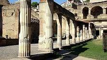 Papiri di Ercolano, i loro segreti letti ai raggi X
