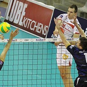 Volley, Champions: Macerata vince e resta in corsa. Piacenza può sorridere