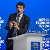 "Renzi: ""Trasformare rischi in opportunità, ora un'idea diversa di Ue"""
