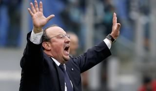 Napoli, Benitez: ''Il secondo posto? Mai dire mai''