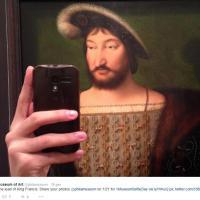 E' il #museumselfieday: quando l'autoscatto è culturale