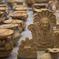Arte, recuperati oltre 5.000 reperti archeologici