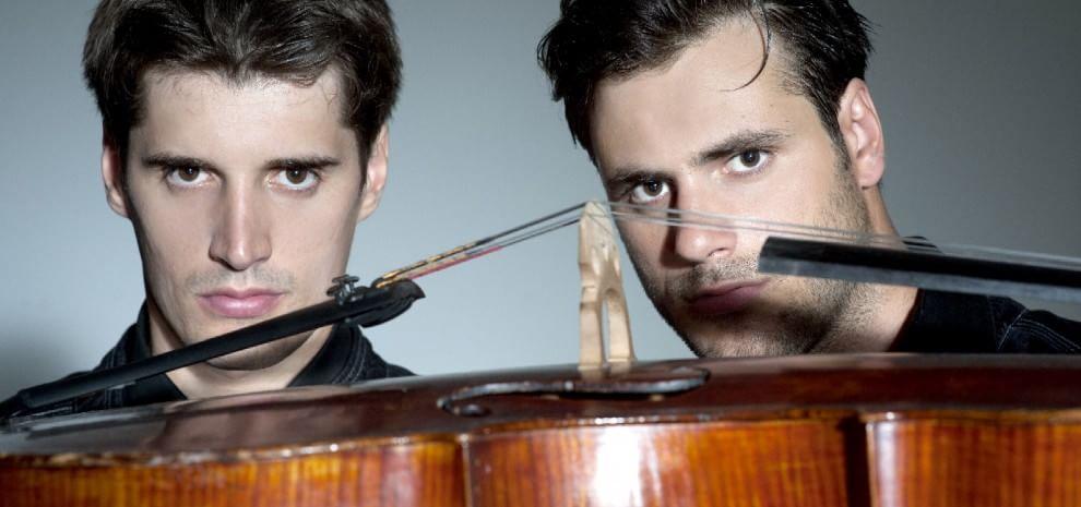 """2Cellos: """"Dateci un violoncello che facciamo <br />la rivoluzione, rock e classica sono parenti"""""""