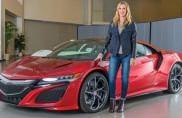 Supercar, crolla l'ultimo tabù: in Honda il designer è donna