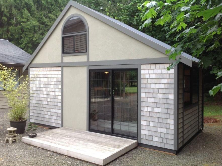 Mini componibile e di lusso la casa di 26 metri quadri for Mini case interni