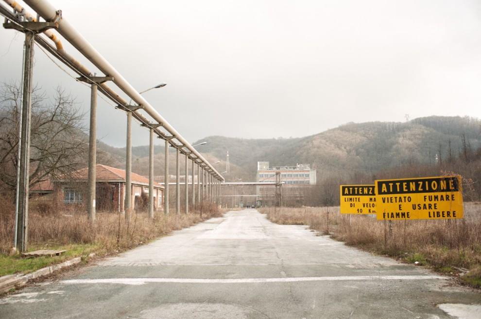 Ferrania, fra archeologia industriale e startup: la fabbrica