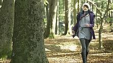 Si vive più a lungo  con 20 minuti  di passeggiata al giorno