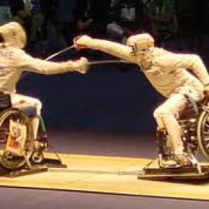 "Scherma, ""A fil di spada"", la maratona solidale aperta agli atleti disabili"