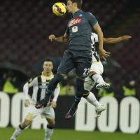 Napoli-Udinese, il film della partita