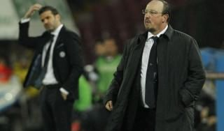 "Napoli, Benitez: ""Potevamo gestire meglio, ma stiamo bene"""