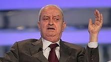 """Macaluso e il successore """"Ora serve uno  come Giorgio"""""""