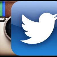 """Twitter ai suoi utenti vip: """"Non postate le foto da Instagram"""""""