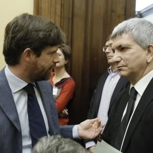 """""""Colle, il Pd non si dividerà"""". Guerini risponde al fronte anti-Nazareno di Vendola e Civati"""