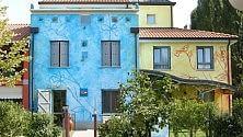 """Il borgo antico    foto    e quello """"progettato"""" dai bimbi: Correggio"""