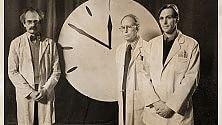 Orologio dell'apocalisse Mancano tre minuti alla mezzanotte
