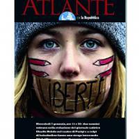 """Atlante """"Liberté"""", boom in edicola: ora arriva anche in"""