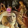 Selfie artist, autori e opere   si fanno l'autoscatto