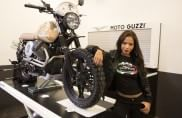 Moto Guzzi incanta al Motor Bike Expo di Verona