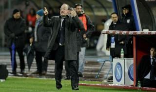 Napoli, Benitez glissa sul futuro: ''Deciderò tra tre mesi''