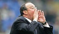 Benitez e il futuro  ''Deciderò tra tre mesi''