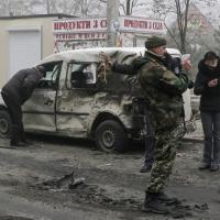 Ucraina: la città di Mariupol sotto i colpi d'artiglieria