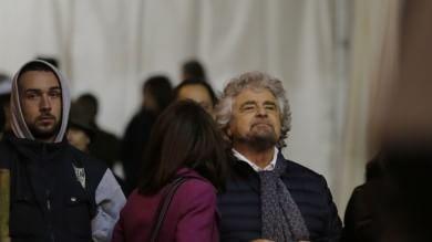 Quirinale, da martedì consultazioni Pd No 5S, Grillo insulta il premier   vd