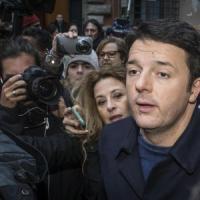 Renzi, fiducia sotto il 50%. Berlusconi riprende fiato. Il Pd resiste a quota 36