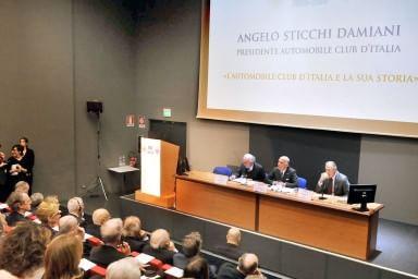 Centodieci anni di Aci, festa a Torino