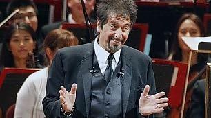 Silenzio in sala, sul podio Al Pacino