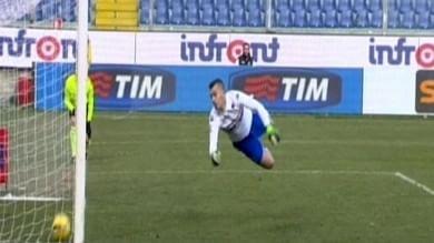 Juve va in fuga Rabbia Palermo per gol fantasma