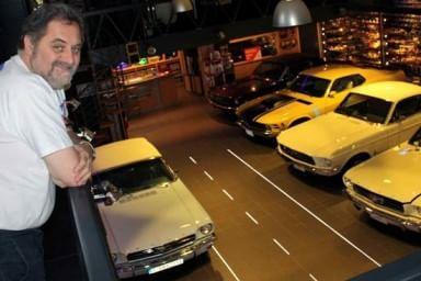 Una vita in scala Mustang