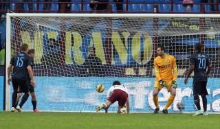 Inter-Torino 0-1. Moretti apre la crisi dei nerazzurri