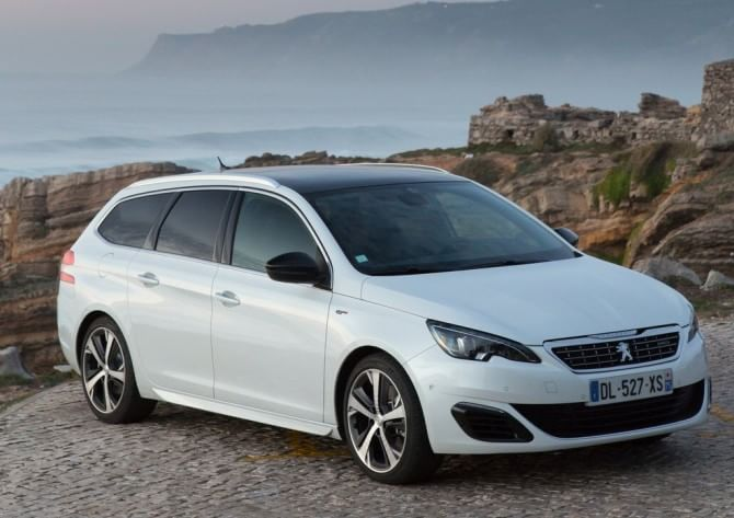 Peugeot 308 SW GT - Repubblica.it